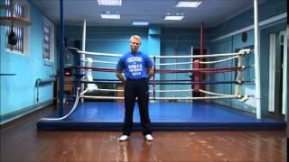 Обучение боксу от Антонова В.Ю., Заслуженного мастера спорта по боксу