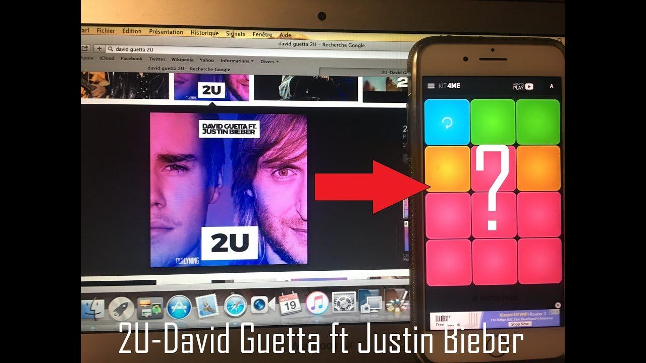 Super Pads: 2U-David Guetta ft Justin Bieber (Cover)
