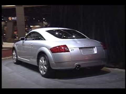 1999 audi tt concept youtube. Black Bedroom Furniture Sets. Home Design Ideas