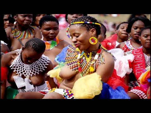 African Zulu Dancing   Beautiful Traditional Of Tribes