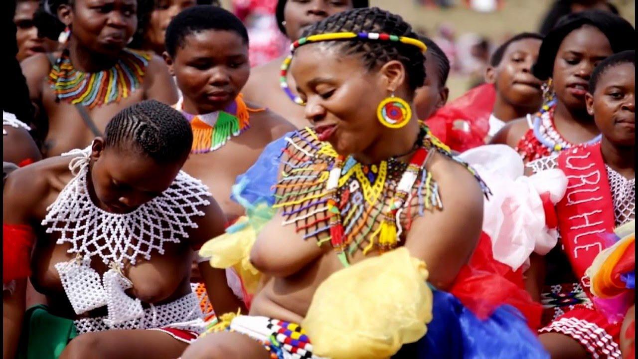 African Zulu Dancing   Beautiful Traditional Of Tribes