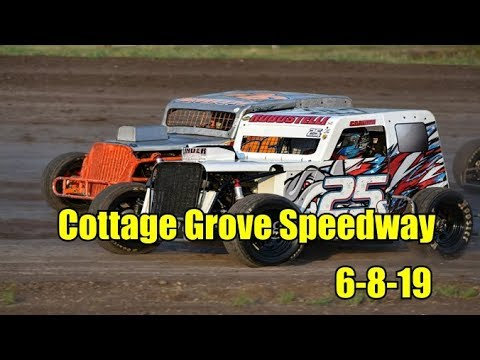 Cottage Grove Speedway 6-8-19