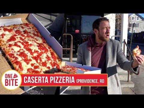 Barstool Pizza Review - Caserta Pizzeria (Providence, RI) Bonus Wimpy Skippy