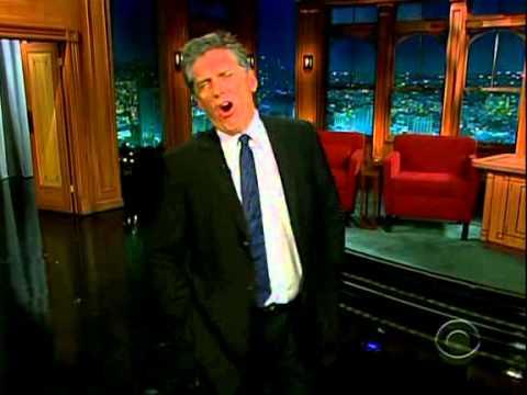 Late Late Show with Craig Ferguson 5/7/2009 Matthew McConaughey, Cokie Roberts