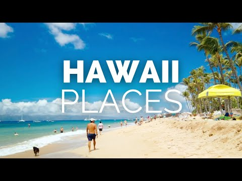 10 Best Places to Visit in Hawaii – Travel Video