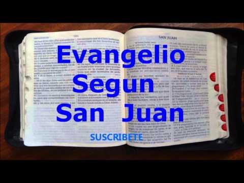 Evangelio Segun San Juan (Completo Narrado)