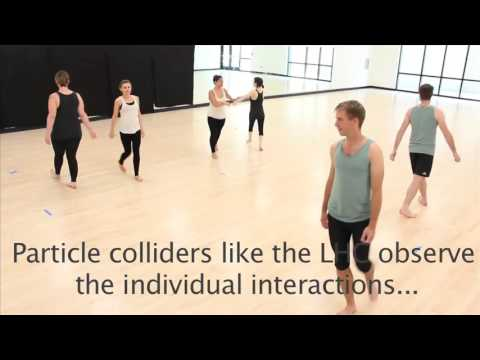 The Higgs Boson and Symmetry - Dance Your PhD