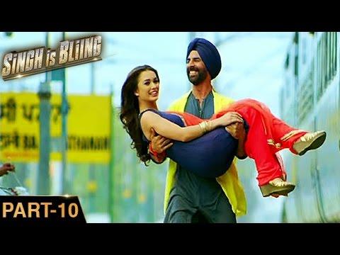 Singh Is Bliing (2015)   Akshay Kumar, Amy...
