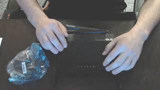распаковка роутера Asus RT-AC58U
