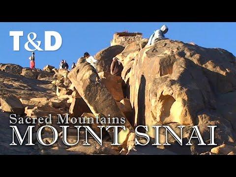 Mount Sinai - Egypt - The Sacred Mountains - Travel \u0026 Discover