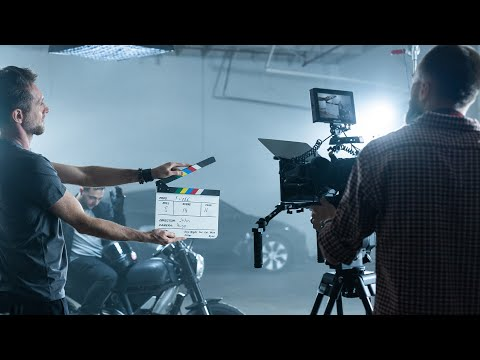 What is it like to shoot a feature film?