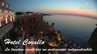 Hotel Corallo Sorrento - Matrimoni da sogno!
