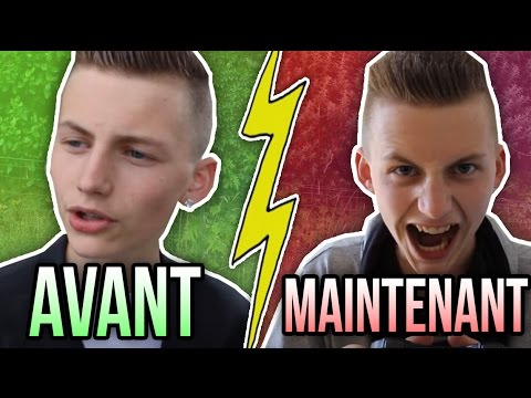Thumbnail: AVANT VS MAINTENANT ! - TIM