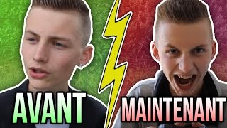 AVANT VS MAINTENANT ! - TIM