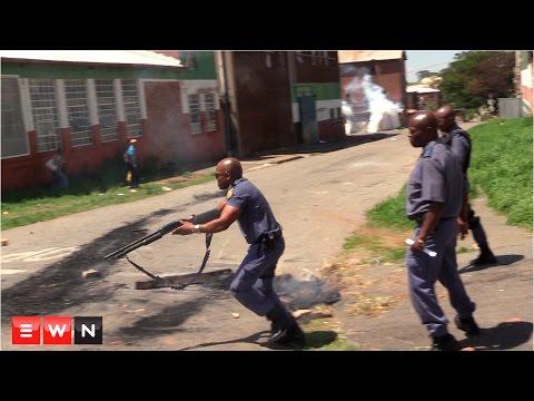 Violence and disruption in Joburg inner city hostels