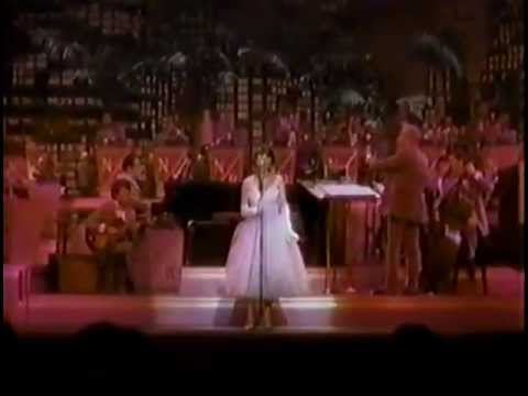 Linda Ronstadt & Nelson Riddle Orchestra   Complete, a must see and hear