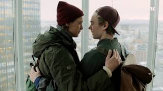 Isak & Even SKAM 3x08 720 (отрывок The Weeknd – High For This )