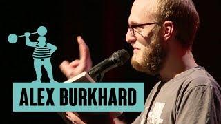 Alex Burkhard – Skandinavistik