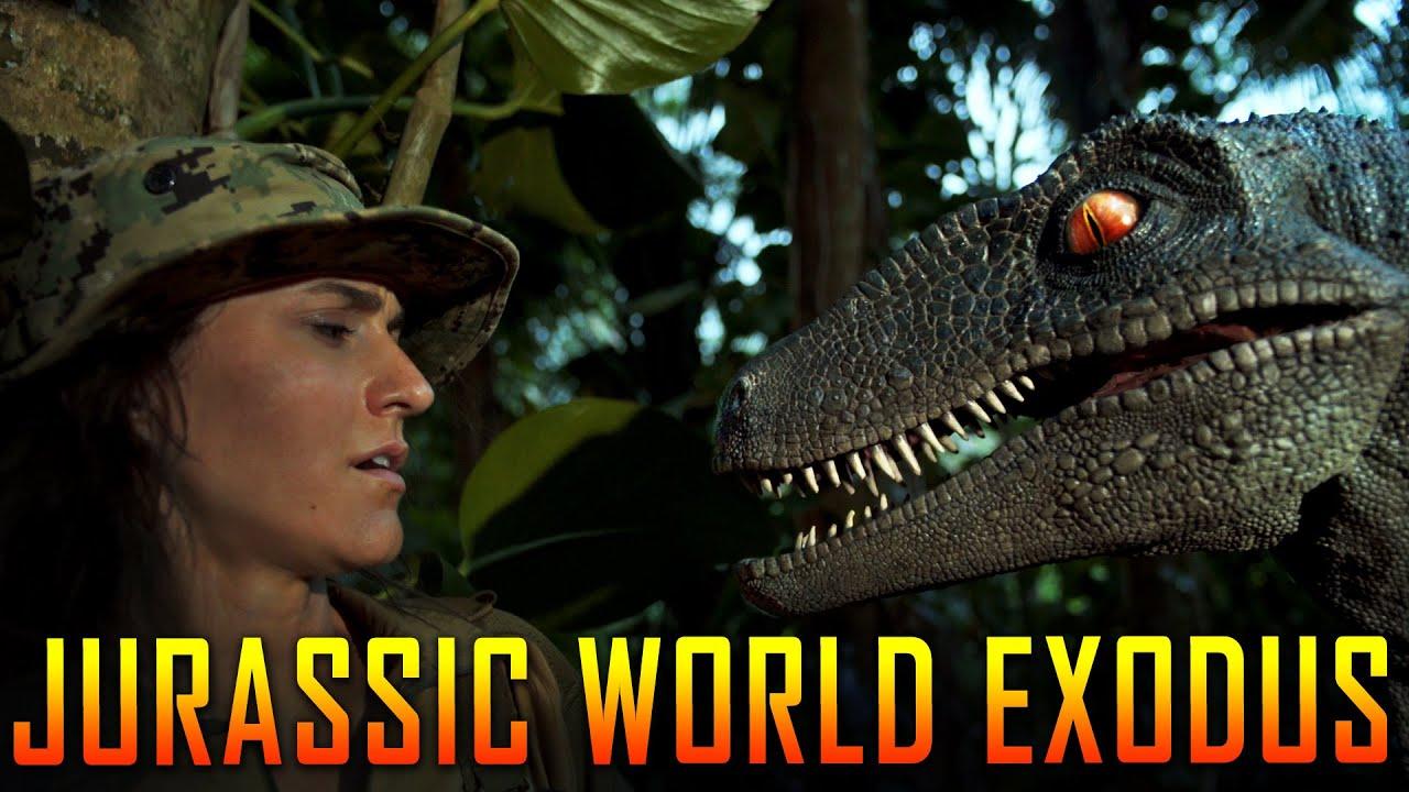 Jurassic World Fallen Kingdom Fan Film Jurassic World Exodus Full