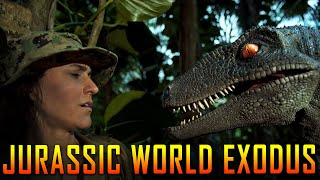 Jurassic World Fallen Kingdom Fan Film - Jurassic World Exodus Full Movie