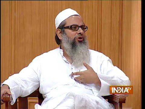 Surya Namskaar Is Very Difficult, I Have Tried Did That: Madni in Aap Ki Adalat | India Tv