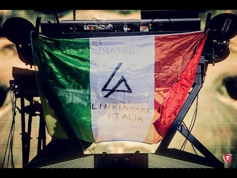 Linkin Park Live at Rock In Roma 6 Settembre 2015 Ippodromo Le Capannelle Full Concert
