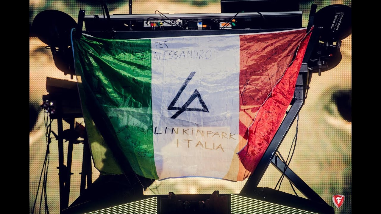 Image Result For Linkin Park Settembre Scaletta