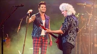 Queen + Adam Lambert - Tie Your Mother Down - 09/16/2015 - Live in Sao Paulo, Brazil