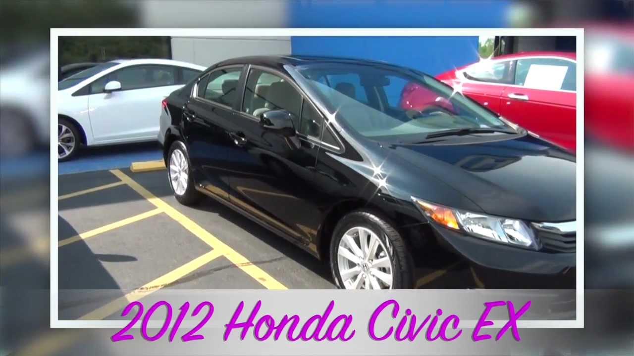 Dick Ide Honda >> Customer Testimonial Amy And Eric 2012 Civic Ex Dick Ide Honda Rochester Ny Dealer Review