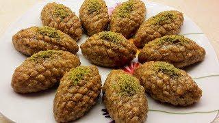 Kalburabastı tatlısı tarifi - Kolay ve lezzetli şerbetli tatlı tarifi - Ev Lezzetleri
