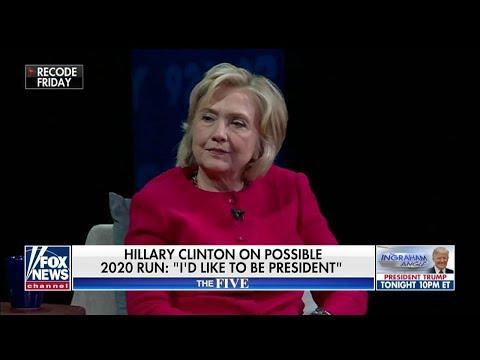Gutfeld: Hillary Clinton's