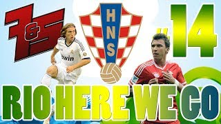 CDM 2014 l RIO HERE WE GO #14 LA CROATIE A LA COUPE DU MONDE Thumbnail