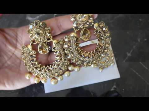 Indian Jewelry Haul. http://bit.ly/2LFgXzZ