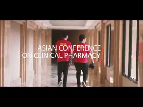 Asian Conference on Clinical Pharmacy (ACCP) 2017 - Yogyakarta, Indonesia