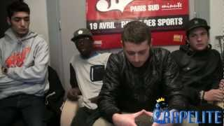 "1995 - Interview Rapelite ""On ne se place pas en marge du rap français"" (2/2013)"