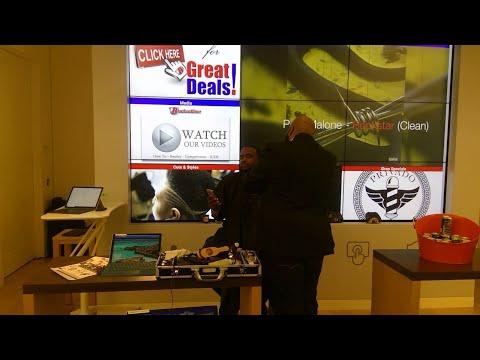 BarberTime - Microsoft Stores Tour DC