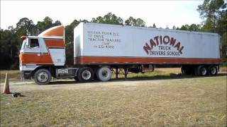 national truck driving school 1 20 2012