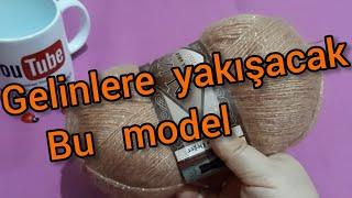 Kolay Gelin Yelek Modelleri / Easy Knitting Patterns