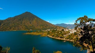 Lake Atitlan (with Boat to Santiago), Guatemala GoPro 1080p