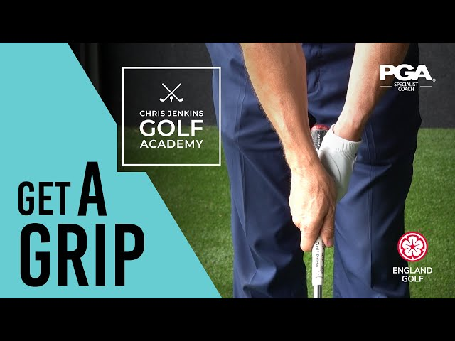 Golf Grip Types - CORRECT YOUR GRIP TO PLAY BETTER GOLF