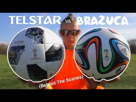 TELSTAR vs BRAZUCA | Which Is Better?  (BTS)