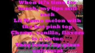 Lil mama-Lip Gloss Lyrics