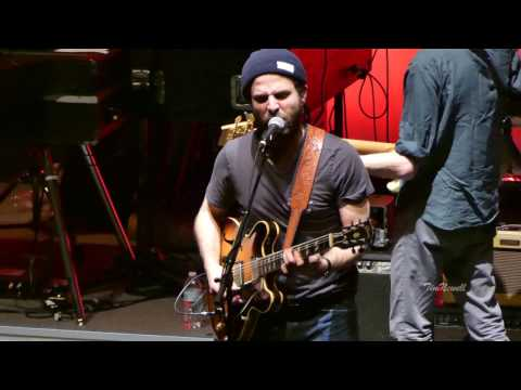 """Dawes / 4K / """"Most People"""" w/ Chuck Berry Tribute (Live) / Kalamazoo / March 18th, 2017"""