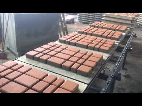 Вибропресс для производства тротуарной плитки своими руками