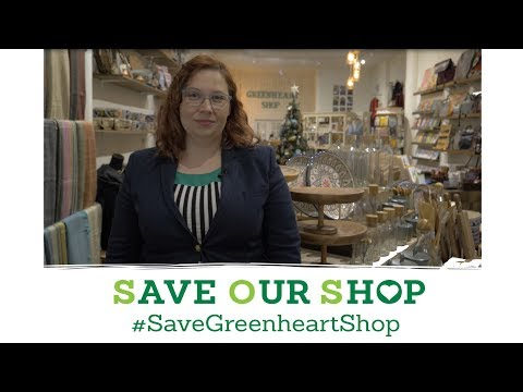 GREENHEART SHOP - Chicago's Only Fair Trade Boutique at Risk of Closure