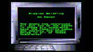 Starflight & Warpspeed Genesis Review