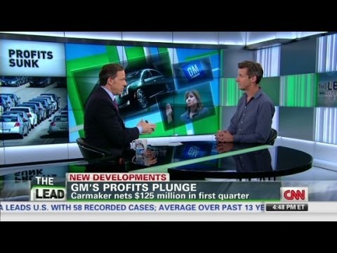 GM recall hurts first quarter profits