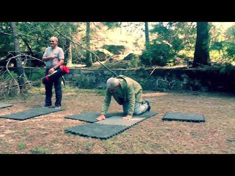 Grupo de Yoga Milheirós e Vale de Cambra - Retiro Gerês