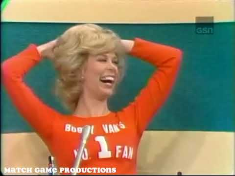Match Game 74 (Episode 168) (with Slate) (Hugs and Kisses For All!)