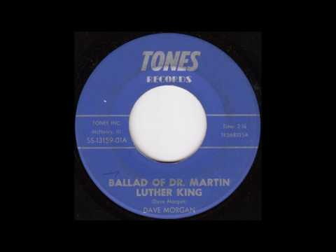 Dave Morgan - Ballad of Dr. Martin Luther King